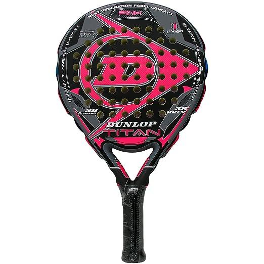 2 opinioni per Dunlop Titan 16- Racchetta da paddle,rosa