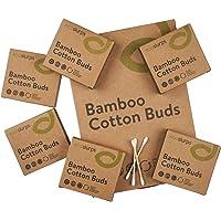 600 Bamboe Katoen Knoppen Van EcoSlurps | Boom Geplant Met Verkoop | Bekroonde Composteerbare Houten Make-up Swabs…