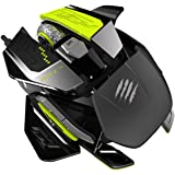 Mad Catz R.A.T. PRO X Gaming Mouse [PixArt ADNS-9800] - Black