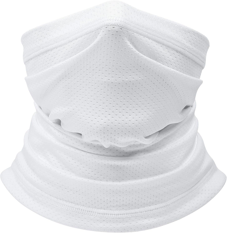 UV Protection Bandana Scarf Balaclava TAGVO Cycling Neck Gaiter Face Mask