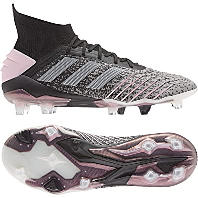 6ed5f4d88 Image Unavailable. Image not available for. Color: adidas Womens Predator  19.1 Firm Ground Soccer Cleats ...