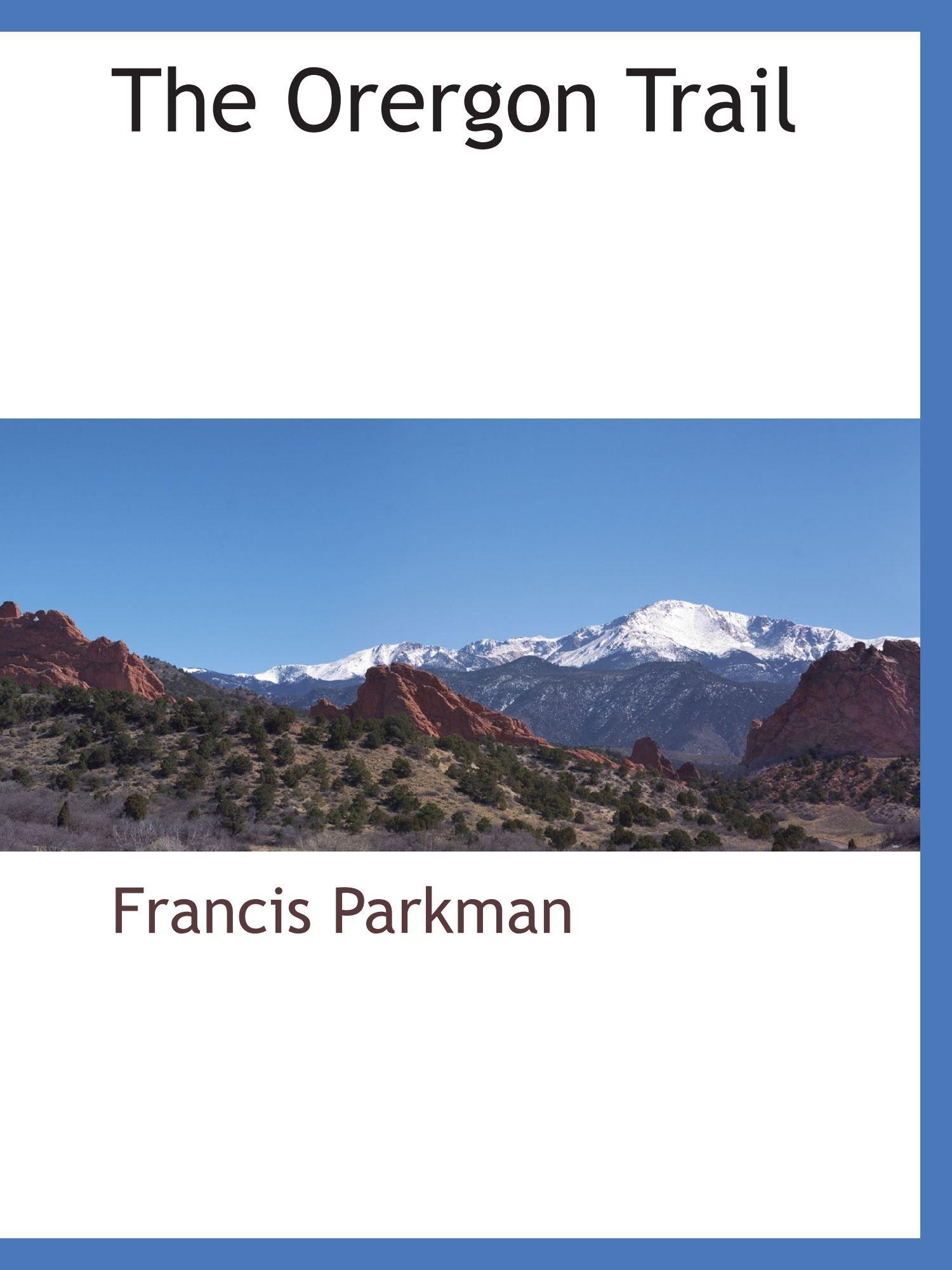 Download The Orergon Trail pdf