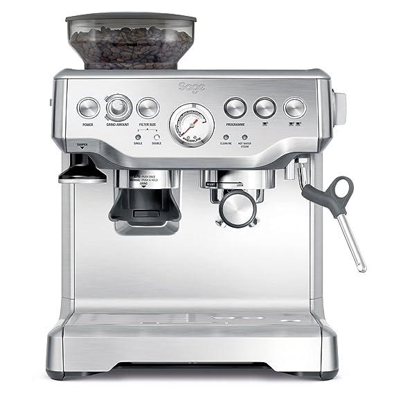 Amazon.com: Sage por Heston Blumenthal – El máquina de café ...