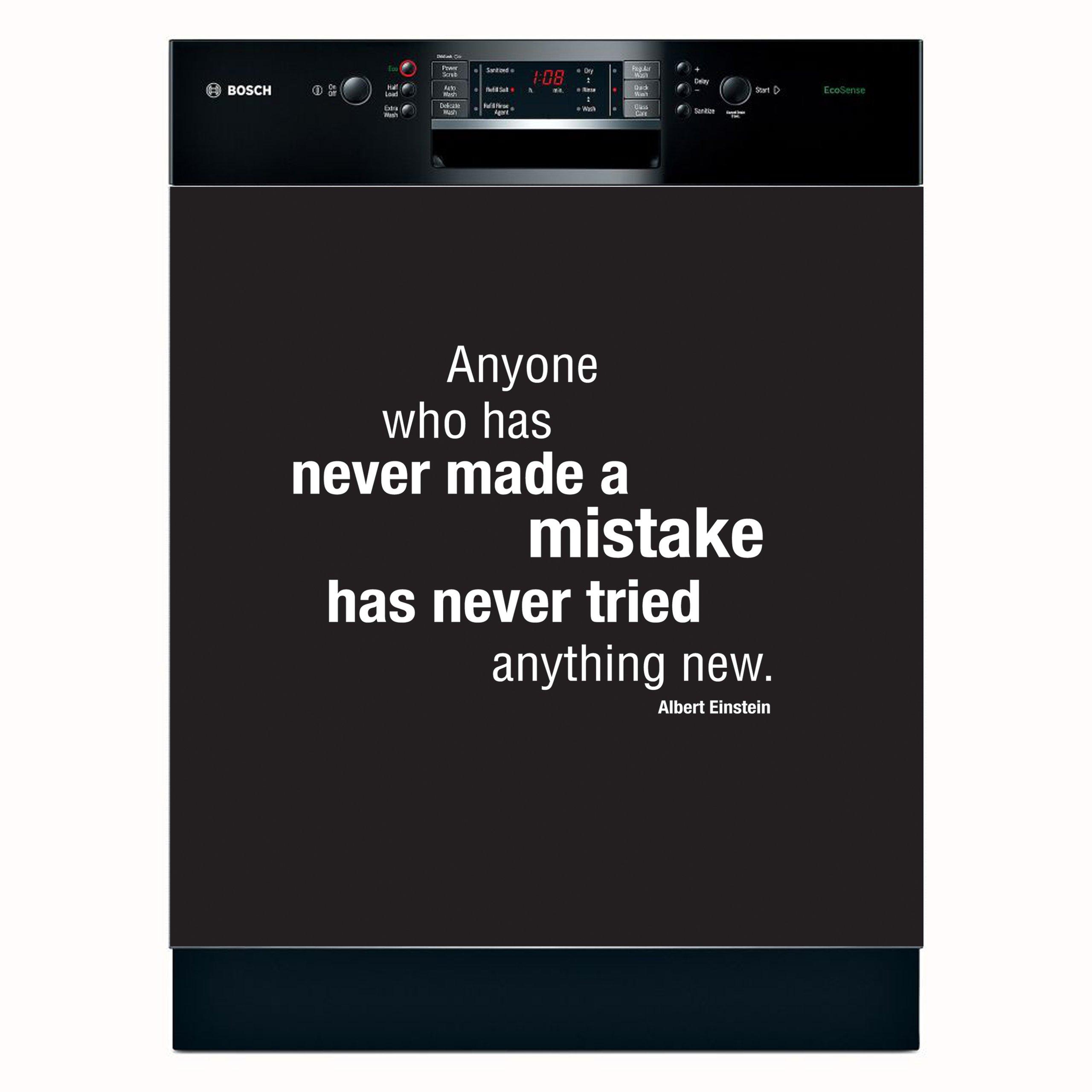 Einstein Dishwasher Cover