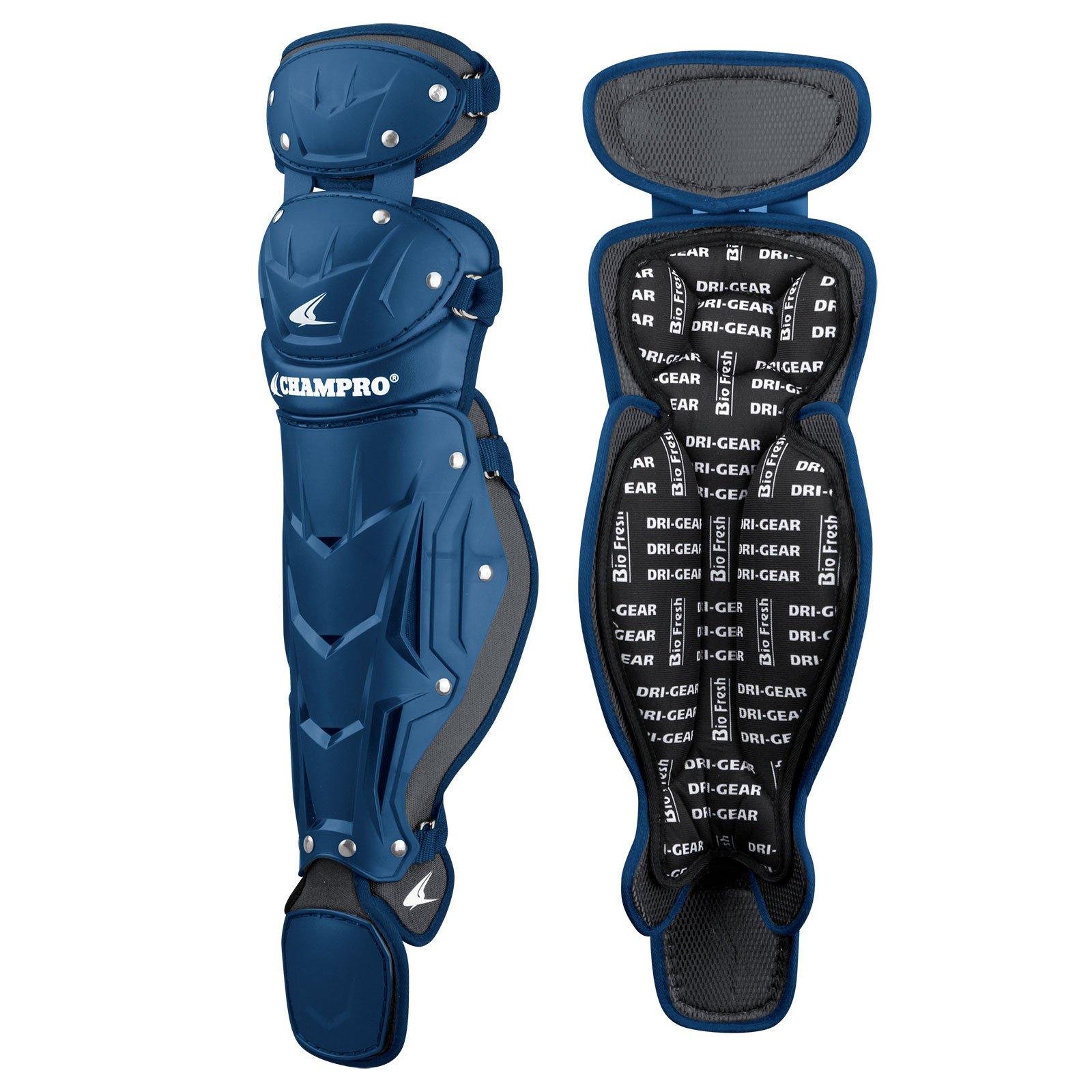 CHAMPRO Optimus PRO Leg Guard 14.5'' SHIN Length
