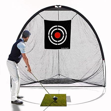 Galileo Golf Nets Golf Practice Net Hitting Netting Chipping for Backyard Driving Range Indoor Golf Net Training Aids