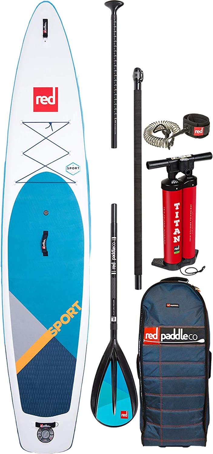Red Paddle Co - Sup Sup Stand Up Paddle Boarding - Sport MSL 12;6 ...