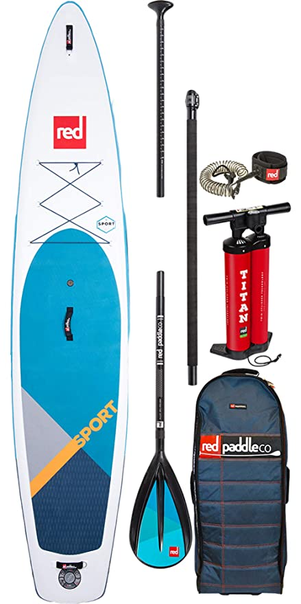 Red Paddle Co - Sup Sup Stand Up Paddle Boarding - Sport MSL ...