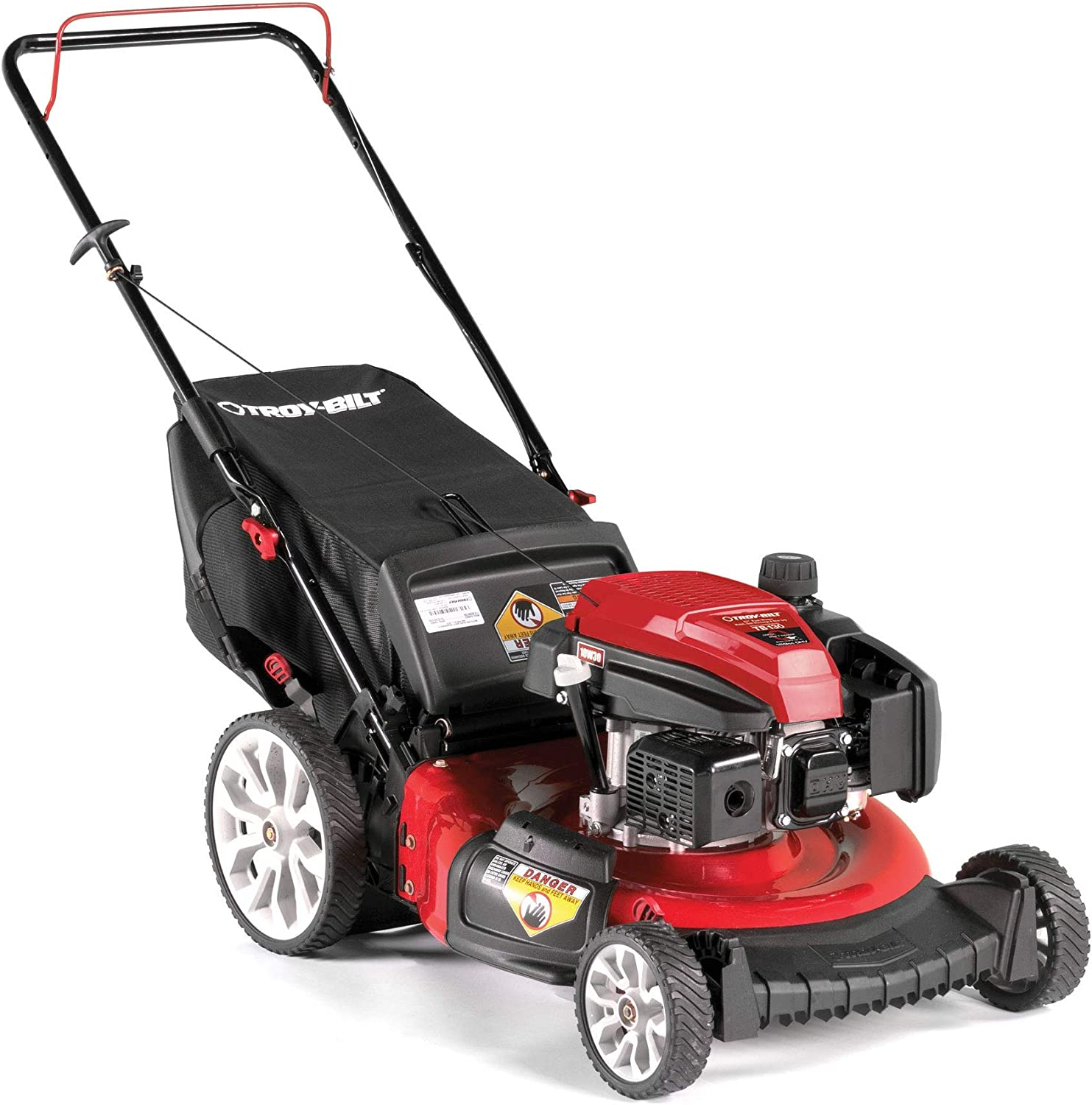 Troy Bilt TB130 159cc Push Walk Behind Lawn Mower