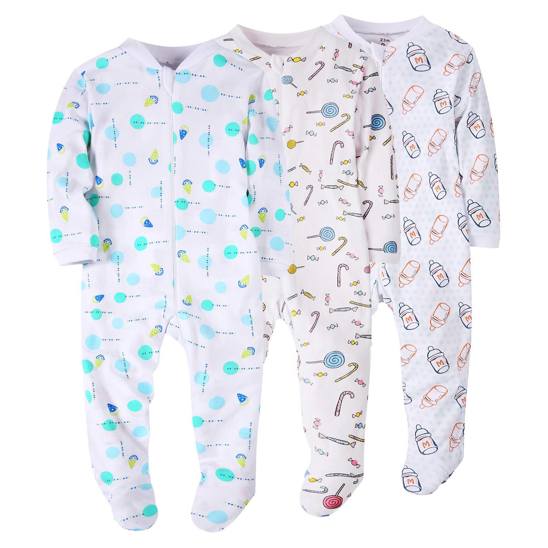 独創的 Marquebaby SLEEPWEAR SLEEPWEAR ベビーボーイズ B07HNY6GKQ 12 12 Months Brighter Baby B07HNY6GKQ, マクロビオティック シードリーフ:2904556a --- a0267596.xsph.ru