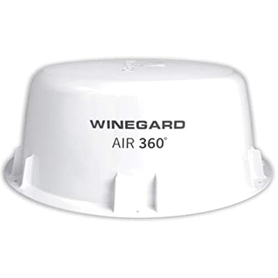 Winegard Company White Standard A3-2000 360 Omnidirectional Over The Air Antenna: Automotive