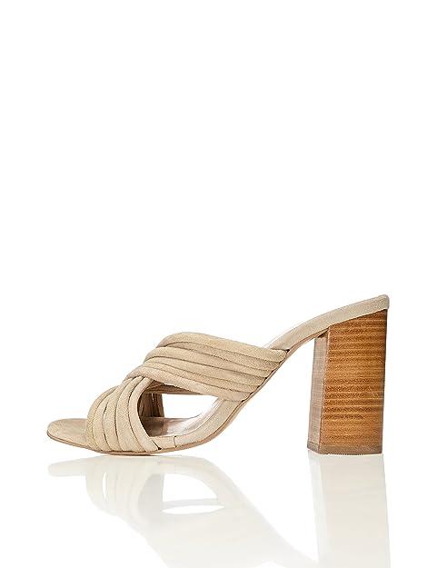 Zapatos beige Find para mujer SSqIINHBVN