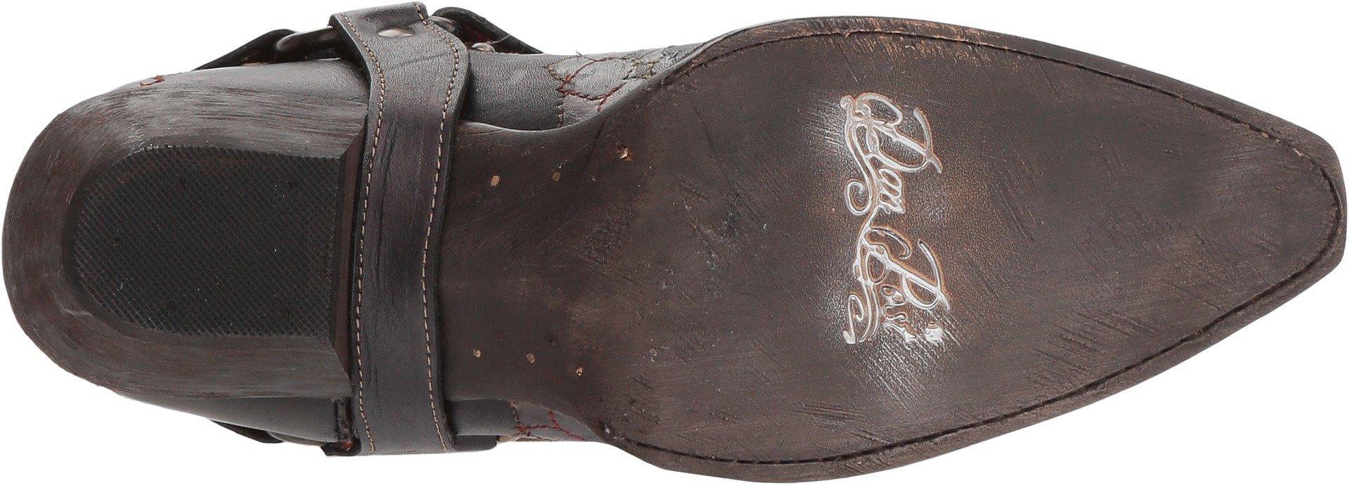 Dan Post Western Boots Womens Leslie 7.5 M Black Floral DP3545 by Dan Post Boot Company (Image #3)
