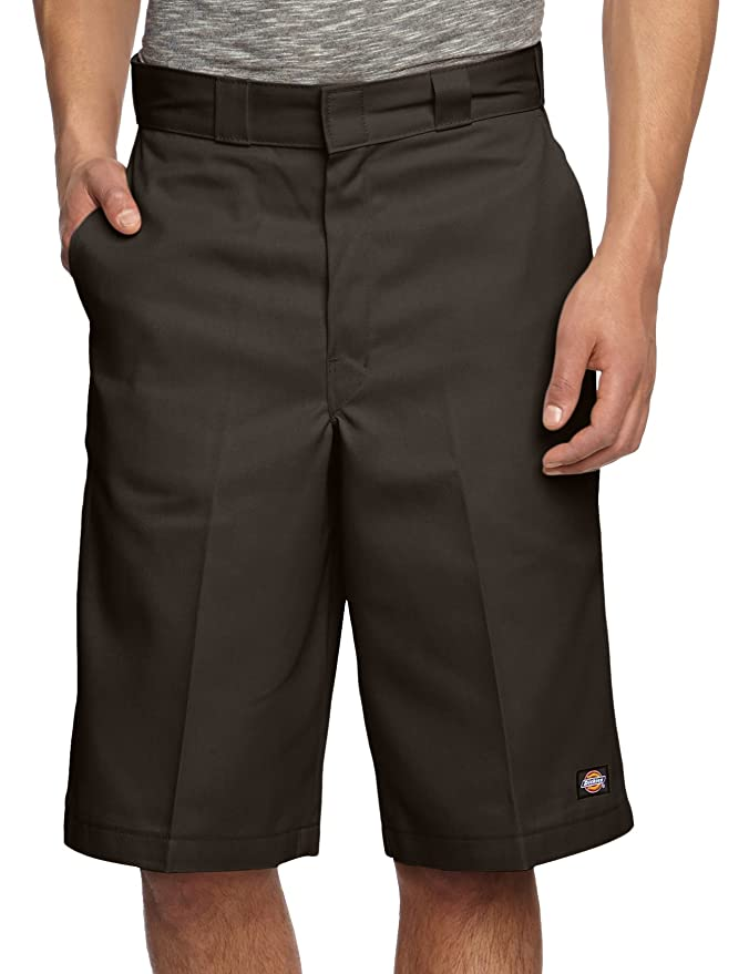 Dickies 42-283 13-inch Loose Fit Multi-Pocket Work Short Dark Brown 31W:  Amazon.ca: Home & Kitchen