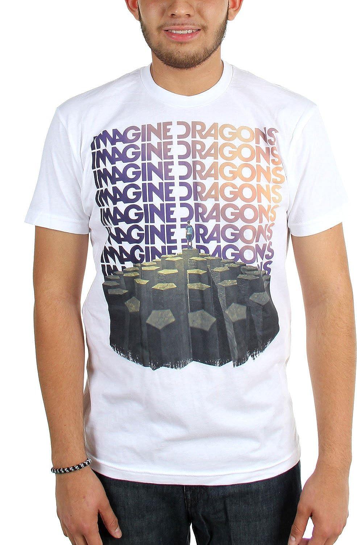 Imagine Dragons - Mens Repeat T-Shirt