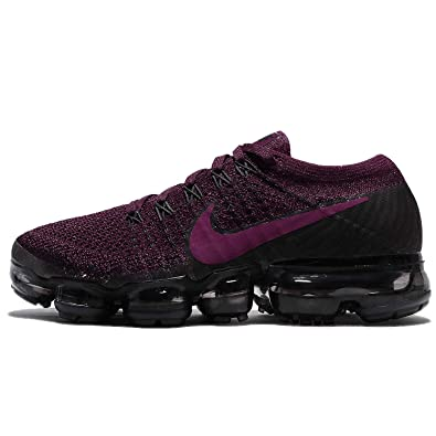 10cda6ebf2 Amazon.com | NIKE Womens AIR Vapormax Flyknit Size 6.5 Bordeaux ...
