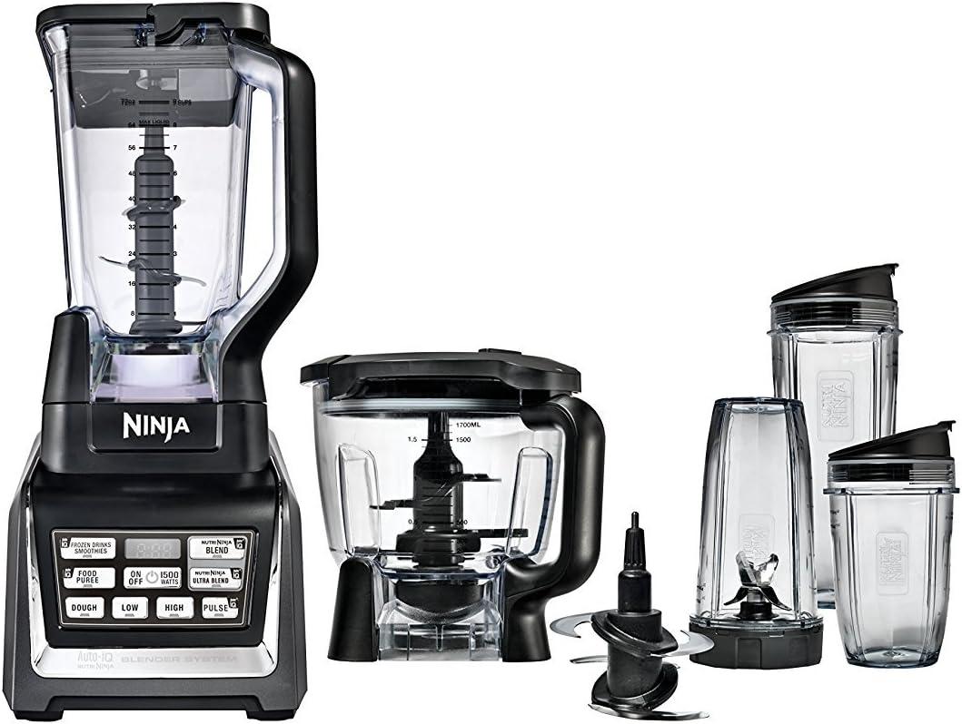Renewed Nutri Ninja BL682 Ninja Blender Duo with Auto-IQ for ...