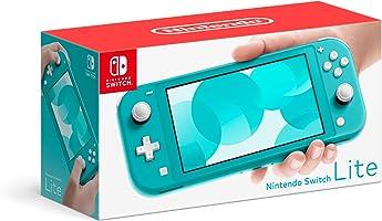 Nintendo Switch Lite Turquesa- Edición Estándar - Standard Edition
