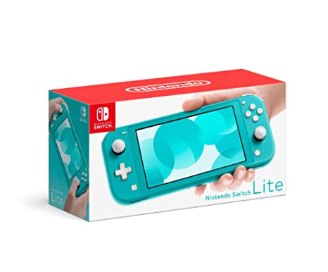 Amazon.com: Nintendo Switch Lite - Turquoise: Video Games