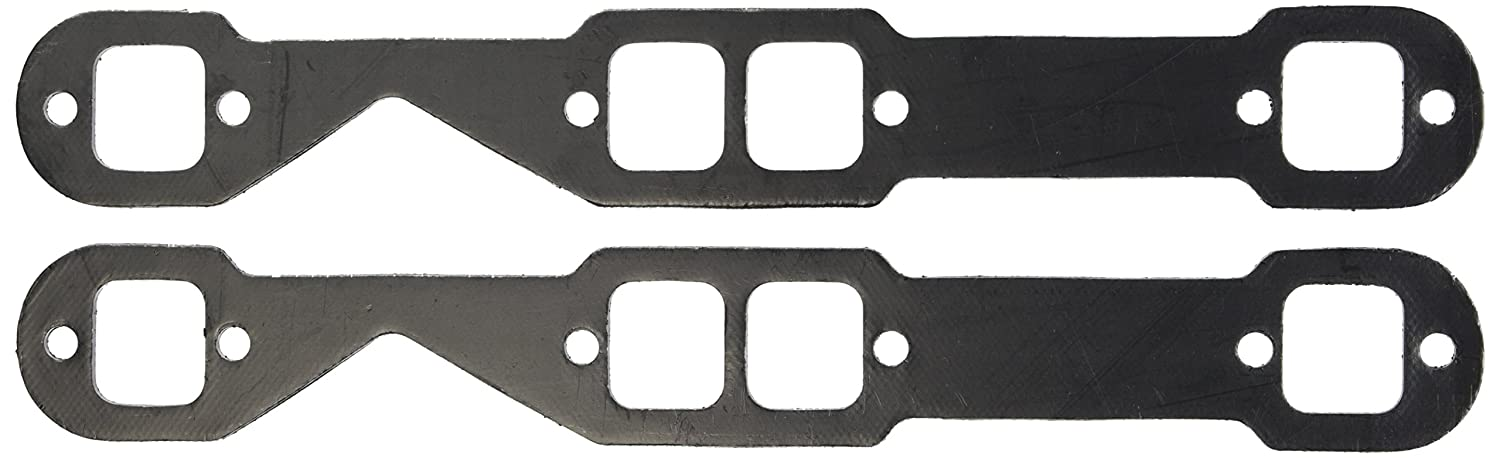 Remflex 2005 Exhaust Gasket for Chevy V8 Engine, (Set of 2)
