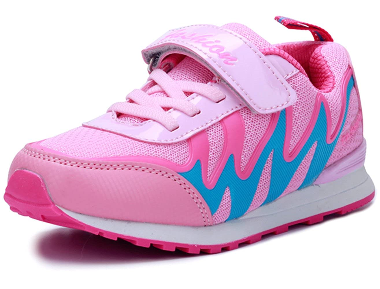 DADAWEN Boys /& Girls Lightweight Sneakers Breathable Athletic Running Shoes 10073ZW Toddler//Little Kid//Big Kid