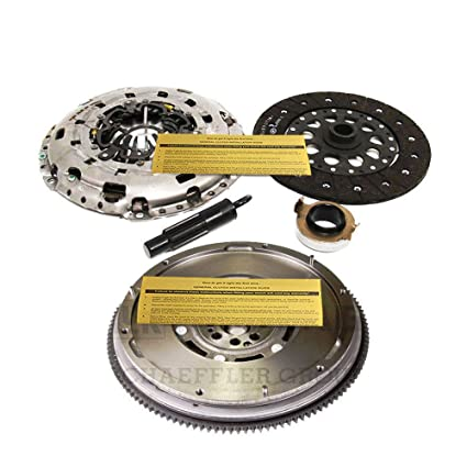Amazon.com: LUK CLUTCH KIT REPSET+DMF FLYWHEEL 04-06 ACURA TL 3.2L 03-07 HONDA ACCORD 3.0L: Automotive