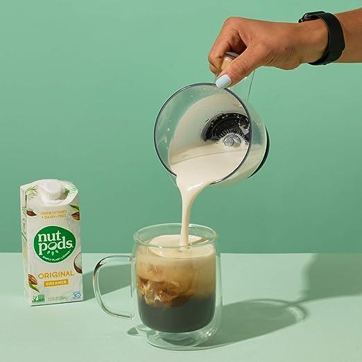 Leche en polvo sin lácteos nutpods: Amazon.com ...
