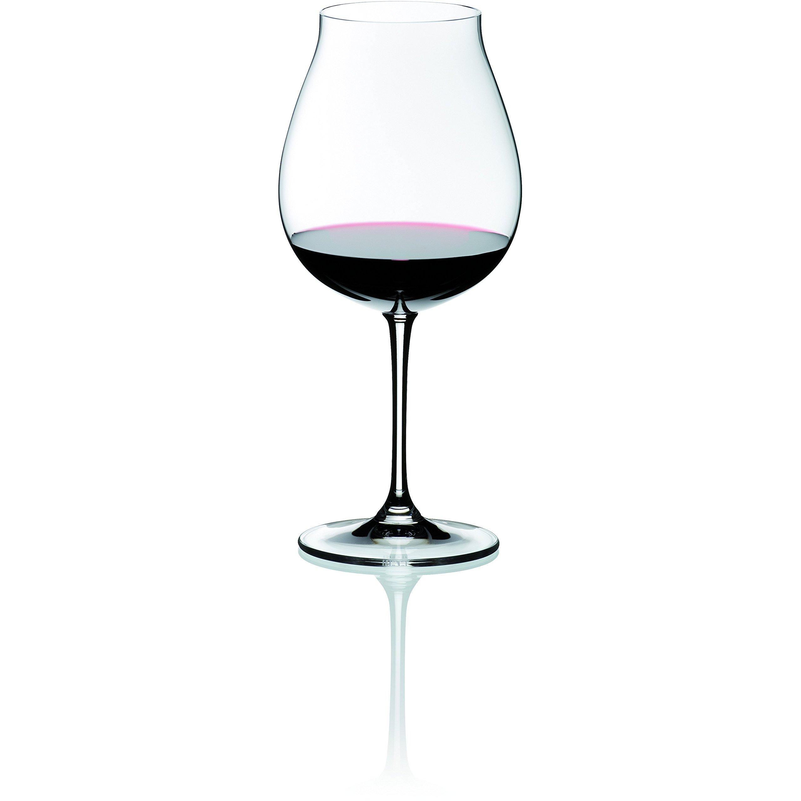 Riedel Vinum XL Leaded Crystal Pinot Noir Wine Glass Set, Buy 6 Get 8