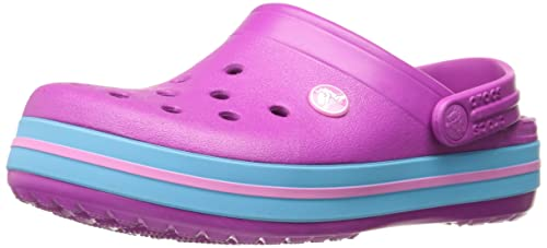 dd5fed6b0 crocs Kids Unisex Crocband Clogs  Buy Online at Low Prices in India ...