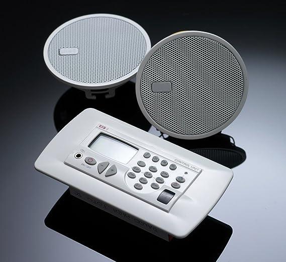 Einbauradio Von Eissound Kbsound Premium Kit Weiß Mit Elektronik