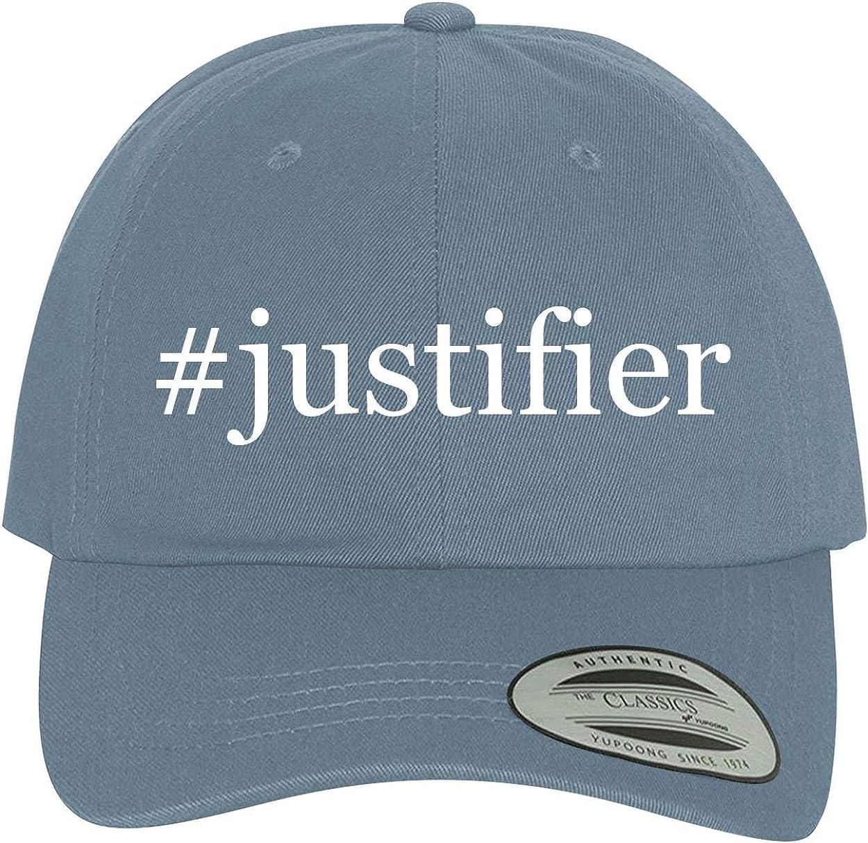 BH Cool Designs #Justifier Comfortable Dad Hat Baseball Cap