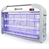 Iselector Bug Zapper Indoor Electric Fly Zapper Mosquito Trap Pest Killer-2800V 20W Bulbs Powerful