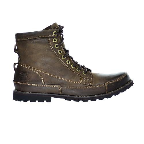 923fe993 Timberland Earthkeepers Original del Hombre (Oiled Nubuck Botas marrón  Oscuro 15550: Amazon.es: Zapatos y complementos