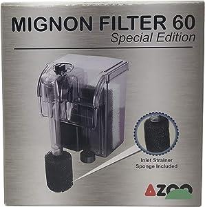 AZOO Mignon HOB filter
