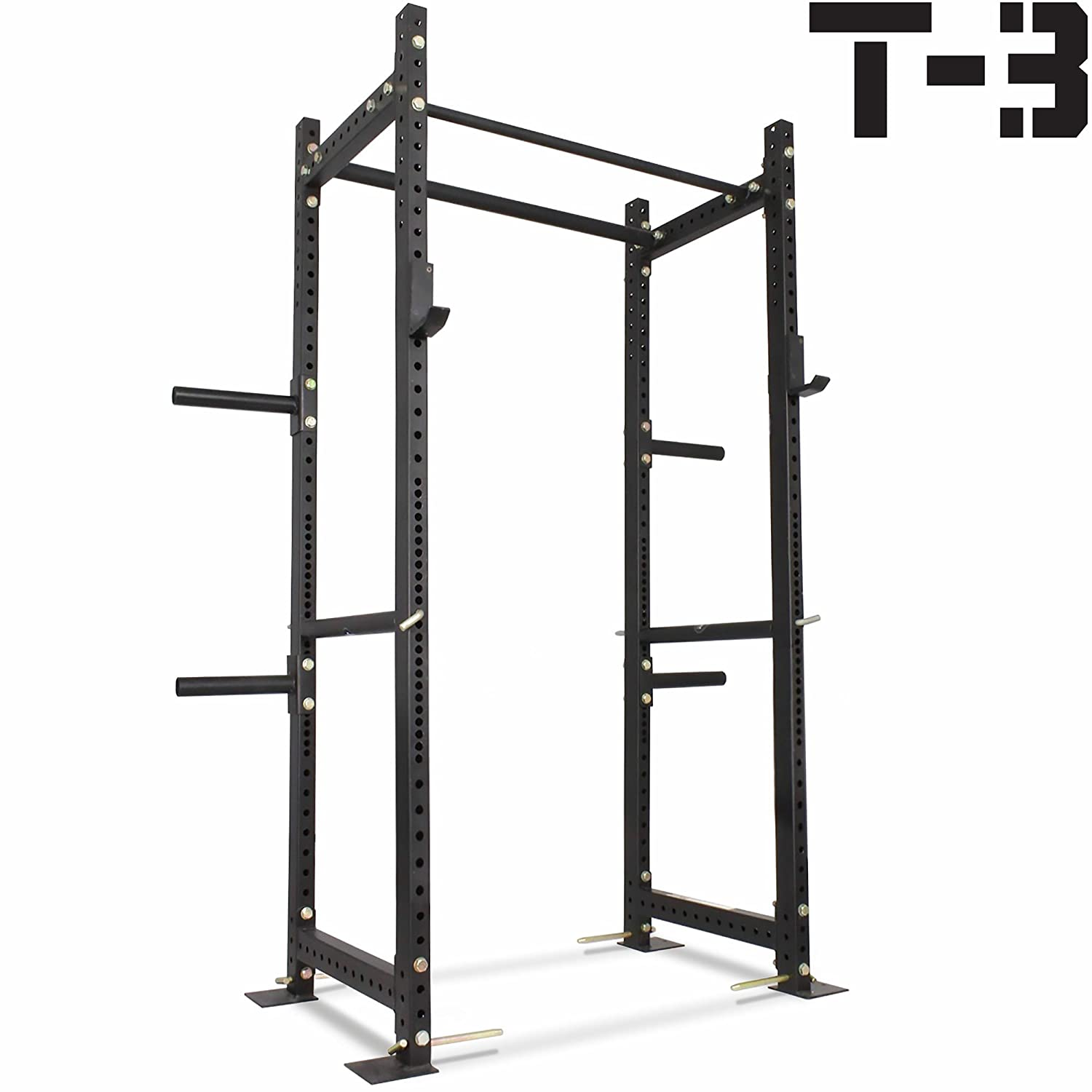 Titan T-3 Series HD Power Rack Squat Deadlift Lift Cage Bench