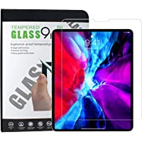 TERSELY[1 Pack] Screen Protector for iPad air 4 10.9 (2020) and ipad pro 11(2020 / 2018 Models) Ultra Sensitive/High…