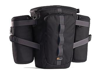 Lowepro Outback 200 - Funda (790 g, 170 x 170 x 300 mm, 388 x 230 x 309 mm) Negro