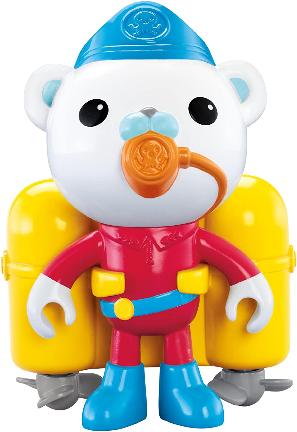 Fisher-Price Octonauts Barnacles Booster Jet Pack: Amazon.es: Juguetes y juegos