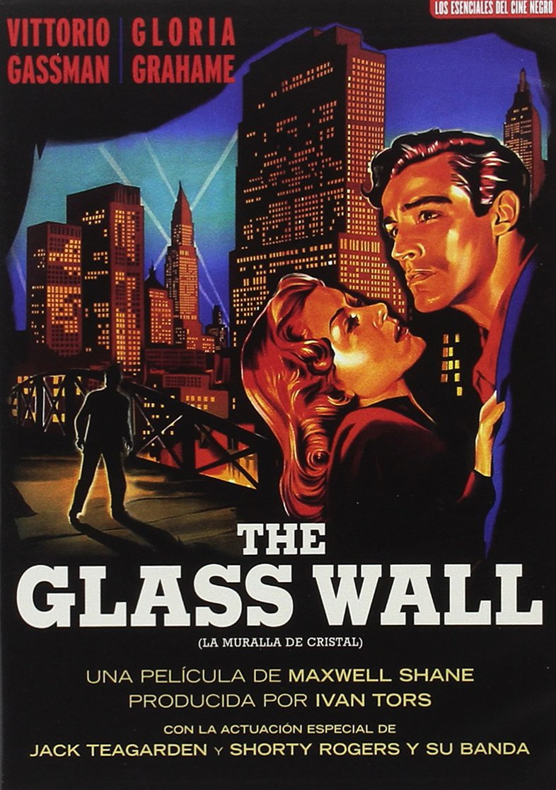 The Glass Wall [DVD]