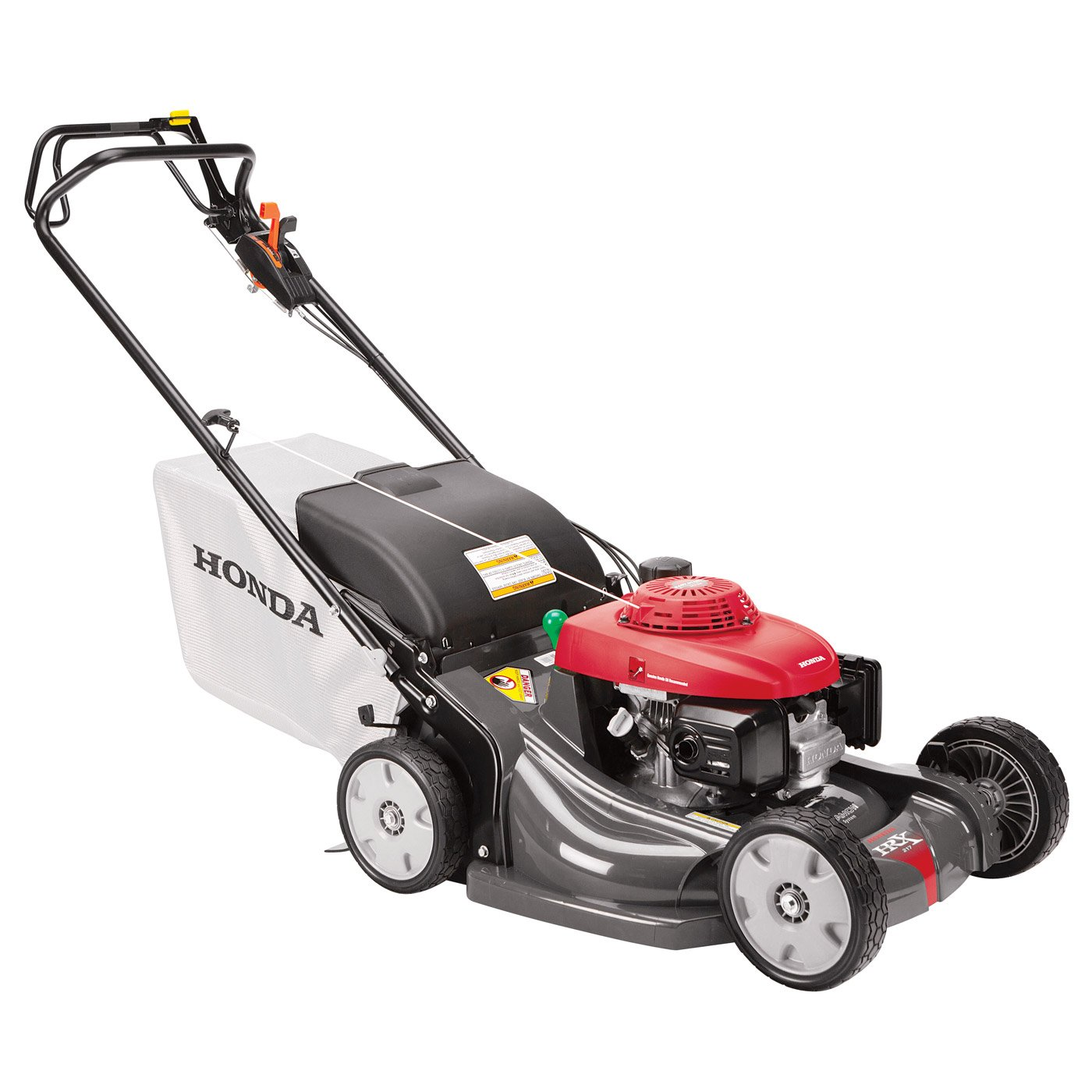 Amazon.com : Honda HRX217K4HYA HRX Series Lawn Mowers (Discontinued by  Manufacturer) : Garden & Outdoor
