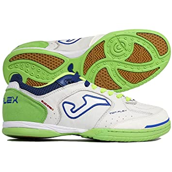 ... JOMA TOP FLEX 511 WHITE INDOOR FIVE-A-SIDE SHOES TOPW.511. ... df38936a2d174