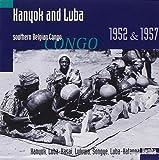 Kanyok & Luba: Southern Belgian Congo 1952