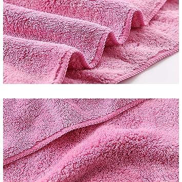 Toalla de baño para bebé recién nacido, más suave que el algodón ...