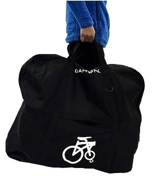 Bolsa portabicicleta de transporte para bicicletas Dahon Carry Bag , Funda compatible con modelos Vigor P9