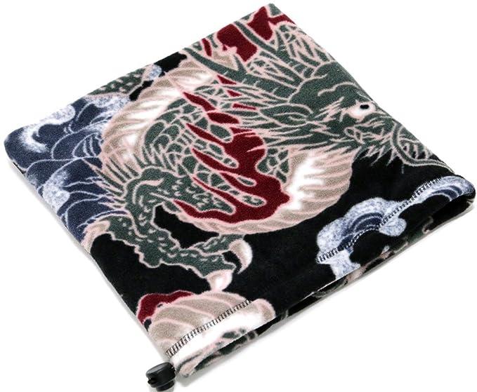 ccaa2db6c517a Marukawa Jeans Power Jeans Value Men s Fleece Neck Gaiter Wagara Neck  Warmer (One Size