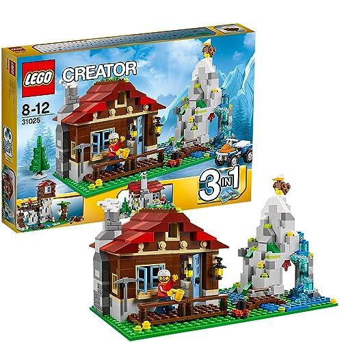 LEGO 乐高 31025 创意系列 山地小屋