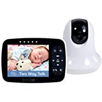 High-Performing Baby Monitor with Camera - Exceptional Picture Quality & Audio, Equipped with Night Vision Mode…