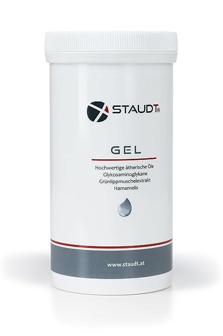STAUDT gel de relleno de 500 ml: agradable perfume de mejillón y vegetales sustancias de