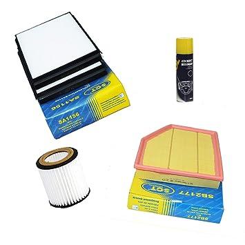 Atec SCT filtro de polen filtro de aire de aceite regalo ...