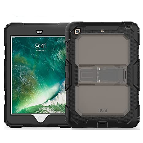 Funda para iPad Mini 1/2/3, FANSONG 3 in1 Híbrido Protección ...